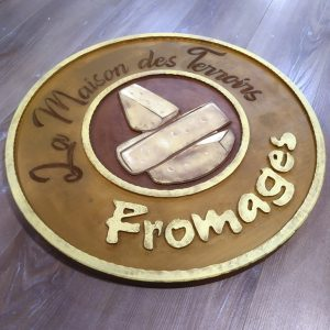 Fromages tabla